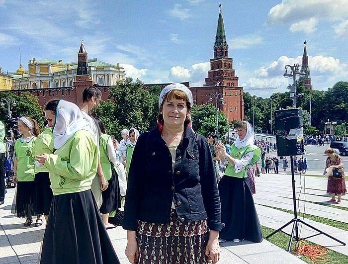 Марина Борисовна Овчинникова
