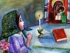 Праздник Благовещения: домашнее богослужение