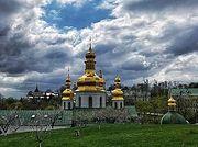 На период карантина богослужения в Киево-Печерской Лавре будут совершаться в закрытом режиме