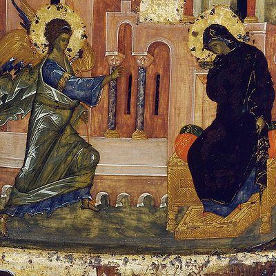 «Скинией явилась Блаженная Мария небес и земли»