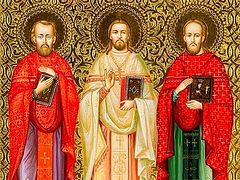 Ascent to the Personal Golgotha. Lives of the Newly-Canonized Hieromartyrs Vasily, Theodore, and Joseph of the Ukrainian Church
