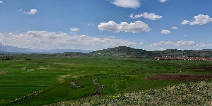 Село Партеш и холм Височа
