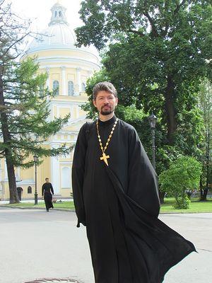 Протоиерей Сергий Нейфах