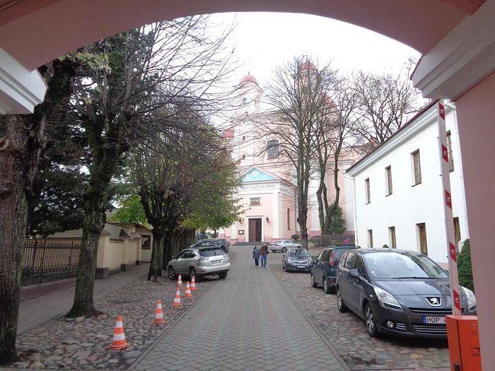 Свято-Духов монастырь в Вильнюсе