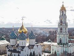 English-language virtual tour of Holy Trinity-St. Sergius Lavra launches online (+VIDEO)