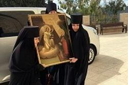 В Горненской обители в Иерусалиме совершили праздник «Целования»