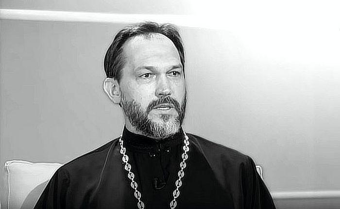 Протоиерей Василий Гелеван. Фото YouTube.com