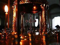 Последования утрени, часов, изобразительных, вечерни и малого повечерия Великой Среды для домашнего совершения