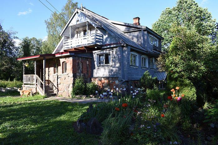Дом Семочкина. Фото: Мария Толстая