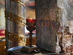 Продлевается режим ограничений посещения храмов, установленный 11 апреля 2020 года