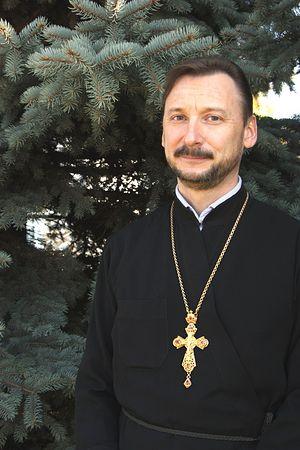 Писатель протоиерей Алексий Лисняк