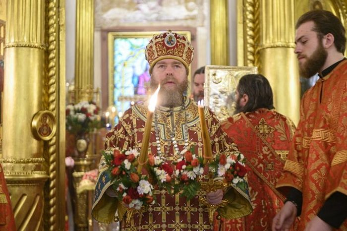 Информация о коронавирусе у митрополита Псковского Тихона не соответствует действительности