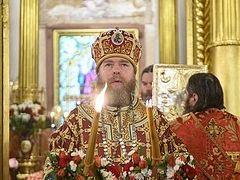 Информация о якобы обнаруженном коронавирусе у митрополита Псковского Тихона не соответствует действительности