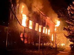 Odessa Monastery latest in rash of devastating fires at UOC monasteries, churches