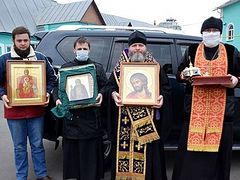 Russian Bishop Benjamin of Zheleznogorsk, positive for coronavirus, reposes in the Lord