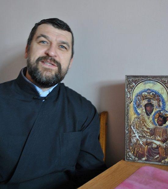 Deacon Dimitry Goncharov