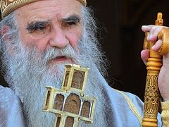 Metropolitan Amfilohije of Montenegro again interrogated by police, for attending funeral