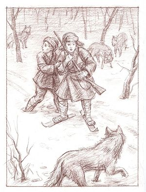 Иллюстрация: Юлия Казарницкая