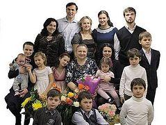 Το Πάσχα σε μια μοσχοβίτικη οικογένεια
