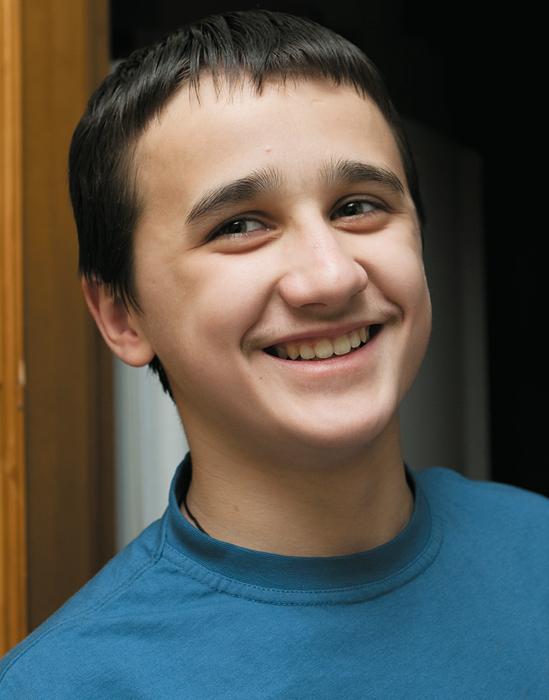 Ο Βολόντια Σοκολόβ, ο μικρότερος γιος