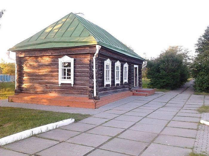 Дом, в котором родился Георгий Жуков, ныне филиал музея его имени