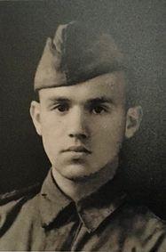 Рядовой Хархаров, 1943 год