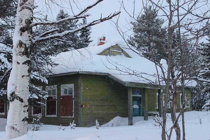 Закрытая школа деревни Даниловка