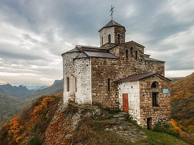 Churches of St. George Around the World