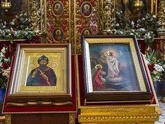 В псковских храмах продлен режим «закрытых богослужений»