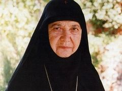 Abbess Mariam of Panagia Amirou Monastery, Cyprus, reposes in the Lord