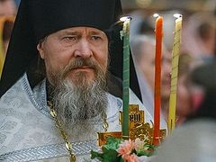 Head doctor of Holy Trinity-St. Sergius Lavra, Fr. Tikhon (Barsukov), reposes in the Lord from coronavirus complications