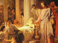 Gospel Exegesis for the Fourth Sunday after Pascha, of the Paralytic