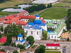 Celebrations for 550th anniversary of miraculous icon, 500th anniversary of monastery postponed in Belarus