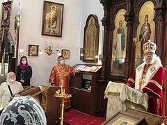 В берлинских храмах Русской Церкви возобновились богослужения с участием прихожан
