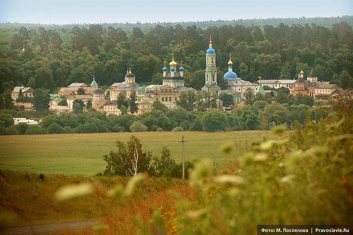 Optina Monastery. Photo: A. Pospelov / Pravoslavie.Ru