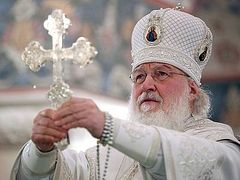 Patriarch Kirill reduces diocesan and parish dues to Patriarchate by 25% for 2020