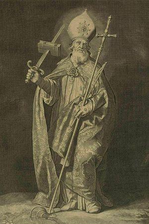 Апостол Германии Бонифаций