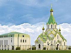 Подворье Русской Православной Церкви в Страсбурге открылось для прихожан после карантина