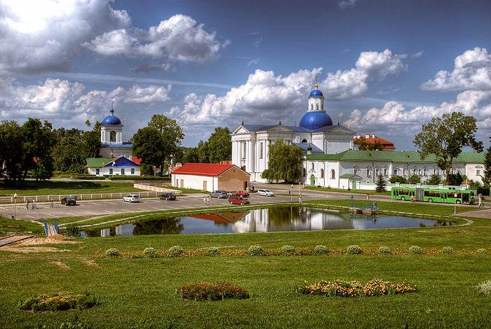 Свято-Успенский Жировичский монастырь в наши дни
