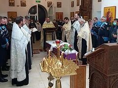 Parishioner beaten on territory of Ukrainian cathedral reposes in the Lord after being in a coma for 5 years