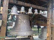 Жировичский монастырь получил в дар 12 колоколов, отлитых в России