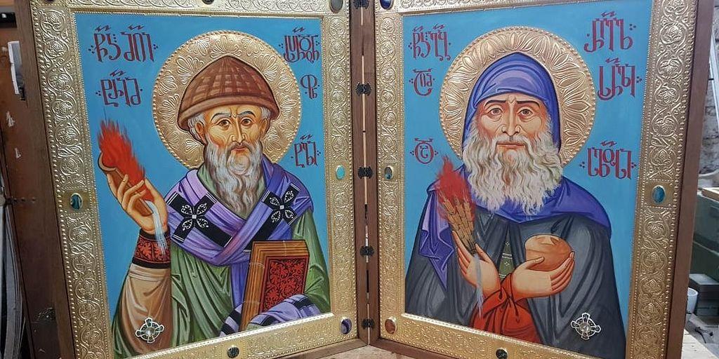 «А почему у старца Гавриила сгорели колосья пшеницы?!». Тамуна Гочиашвили / Православие.Ru