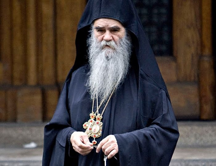 Митрополит Амфилохий: Президент Черногории проповедует сатанинскую церковь