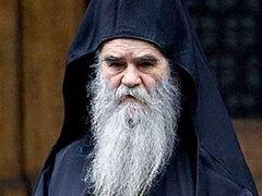 President of Montenegro preaches a satanic church—Metropolitan Amfilohije of Montenegro