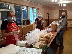 Во время пандемии казахстанская православная служба «Милосердие» увеличила объемы помощи в несколько раз