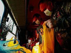 Церковь развернула более 100 добровольческих служб: помогают почти 7 тысяч волонтеров