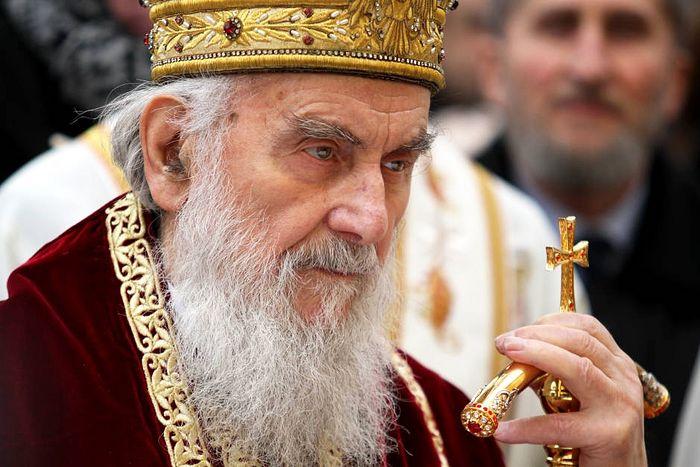 Патриарх Ириней призвал защитить Сербскую Церковь и народ в Черногории