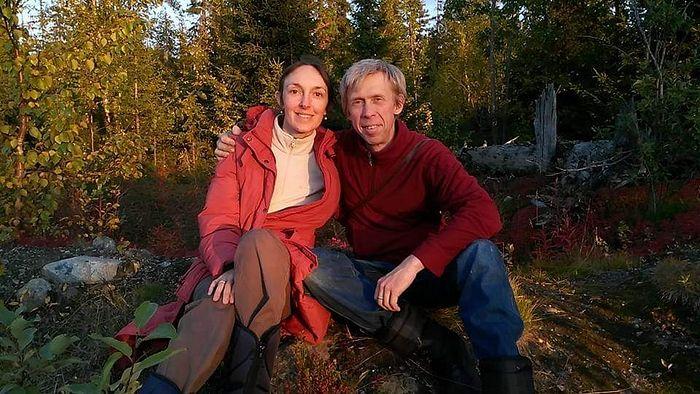 Дмитрий и Эльмира Петровы