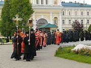 В Дивеевском монастыре прошел крестный ход по святой Канавке