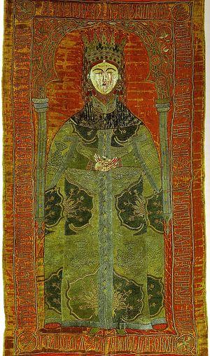 Погребальная пелена Марии Мангупской, супруги Стефана Великого
